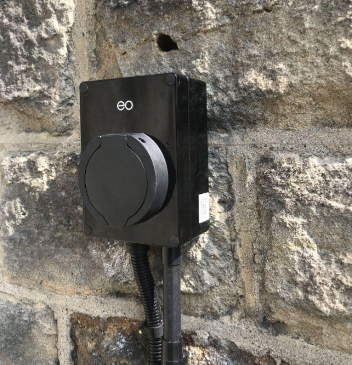 EO Charging Installers