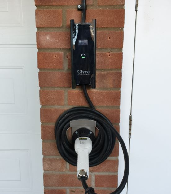 Home Ohme EV Charger