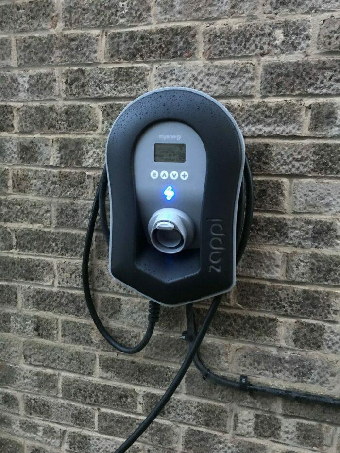 Zappi smart EV charger