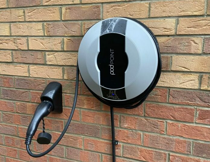 Pod Point Charger Installers