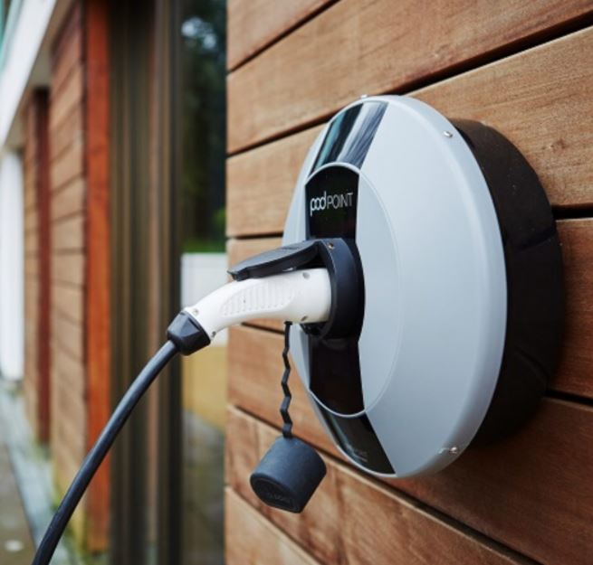 PodPoint EV Charger