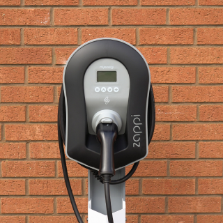 Zappi Charging Station - Downtown Electrical