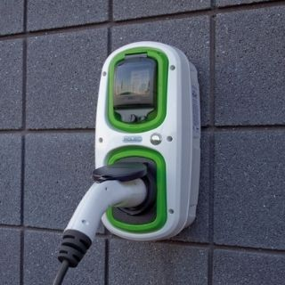 EV Charging Points - Downtown Electrical