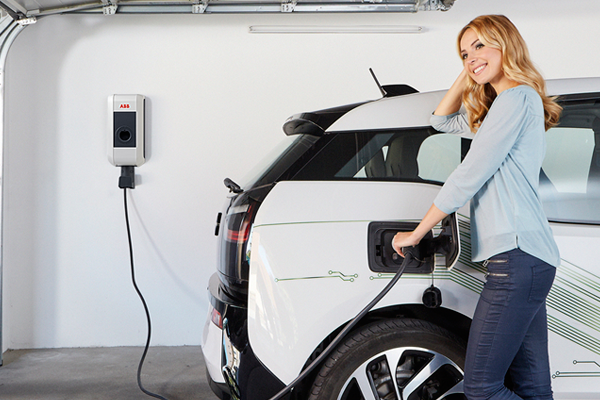ABB EV charging 2 - Downtown Electrical