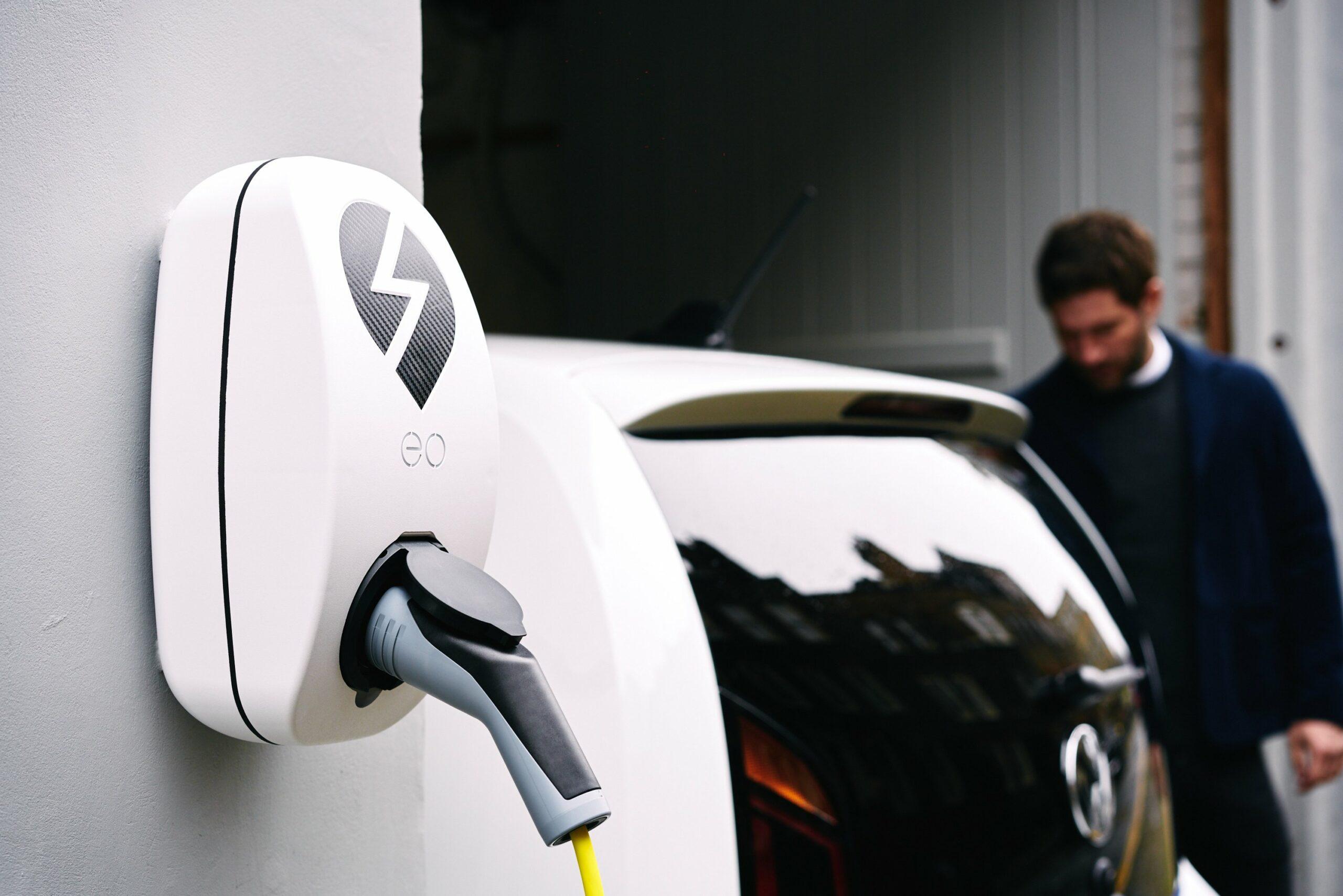EO Genius EV Charging - Downtown Electrical