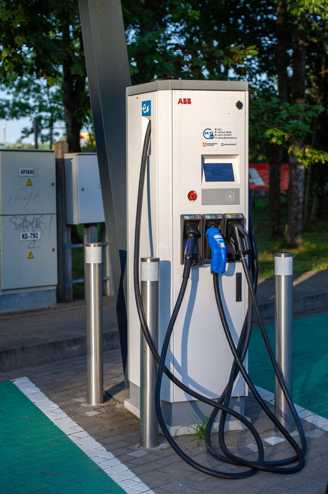 ABB EV Charging - Downtown Electrical