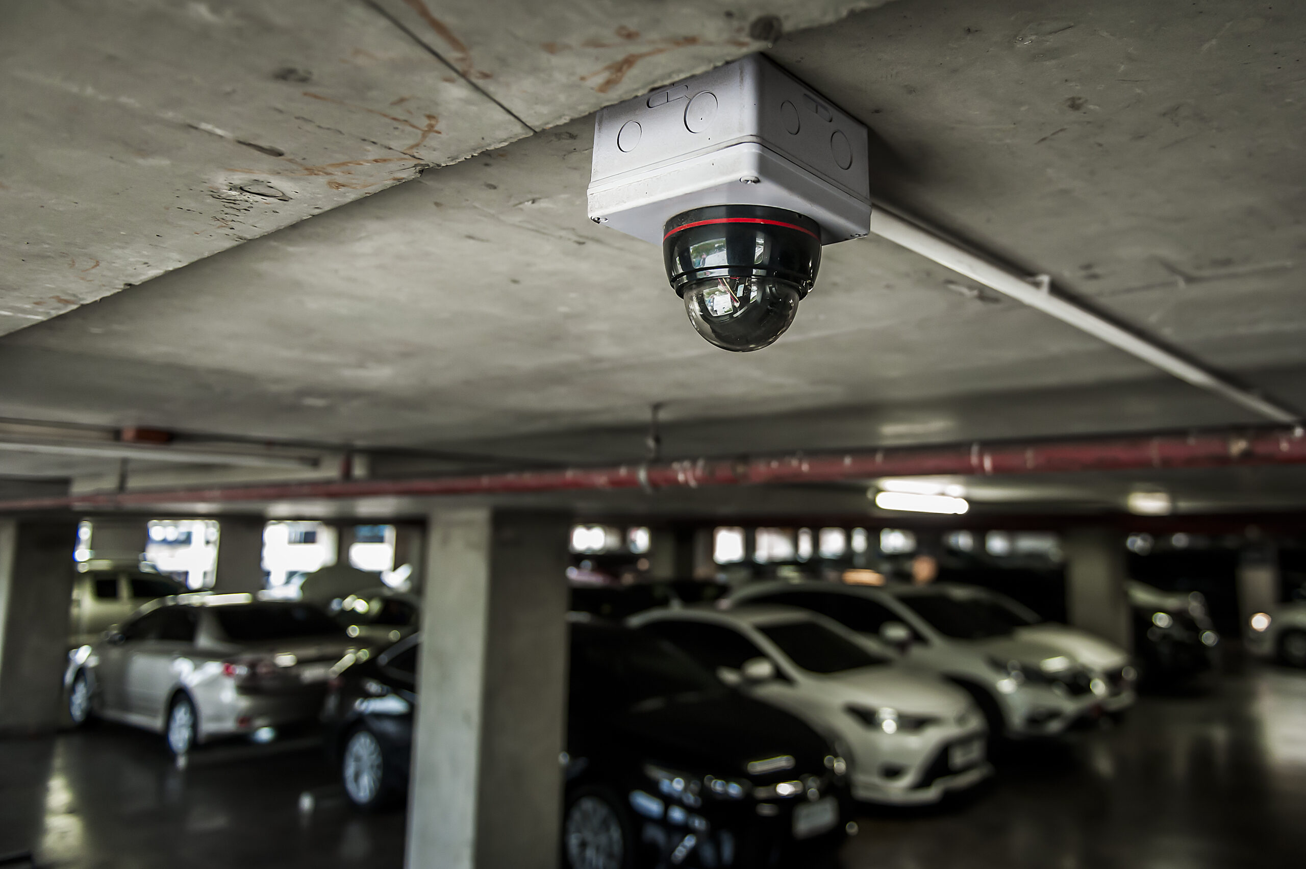 CCTV Parking - Downtown Electrical
